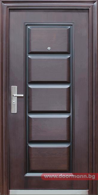 Блиндирана входна врата 093-G